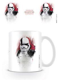 Star Wars The Last Jedi: Trooper Brushstroke Mug (Parallel Import)