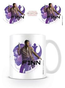Star Wars The Last Jedi: Finn Icons Mug (Parallel Import)
