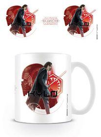 Star Wars The Last Jedi: Kylo Ren Icons Mug (Parallel Import)