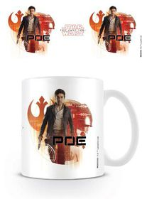 Star Wars The Last Jedi: Poe Icons Mug (Parallel Import)