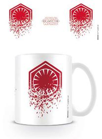 Star Wars The Last Jedi: First Order Symbol Mug (Parallel Import)