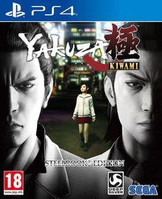 Yakuza Kiwami Steelbook Edition (PS4)