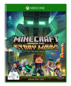 Minecraft: Story Mode Season 2 (Xbox One)