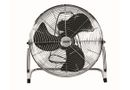 Eurolux - Industrial Floor Fan - Chrome<br /> <br />