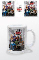 Big Bang Theory: Portrait Mug (Parallel Import)