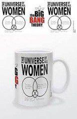 Big Bang Theory: Universe Of All Women Mug (Parallel Import)