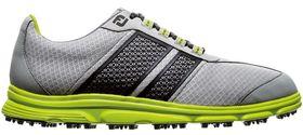 Footjoy Superlite CT Golf Shoes 58118K - Grey & Lime