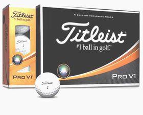 Titleist Pro V1 Golf Balls - 36 Balls