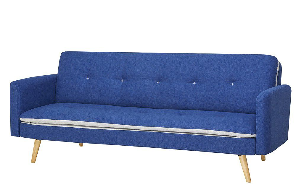 Camden Sofa Bed   Blue