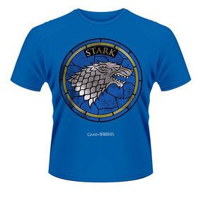 Game Of Thrones: House Stark T-Shirt (Parallel Import)