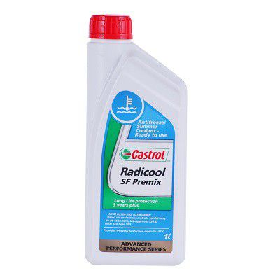 castrol radicool sf premix ready to use antifreeze. Black Bedroom Furniture Sets. Home Design Ideas