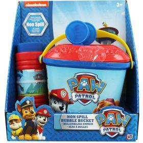 Paw Patrol - Bubble Bucket