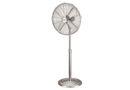 Midea - High-Velocity Range 16 Floor Fan - Standing