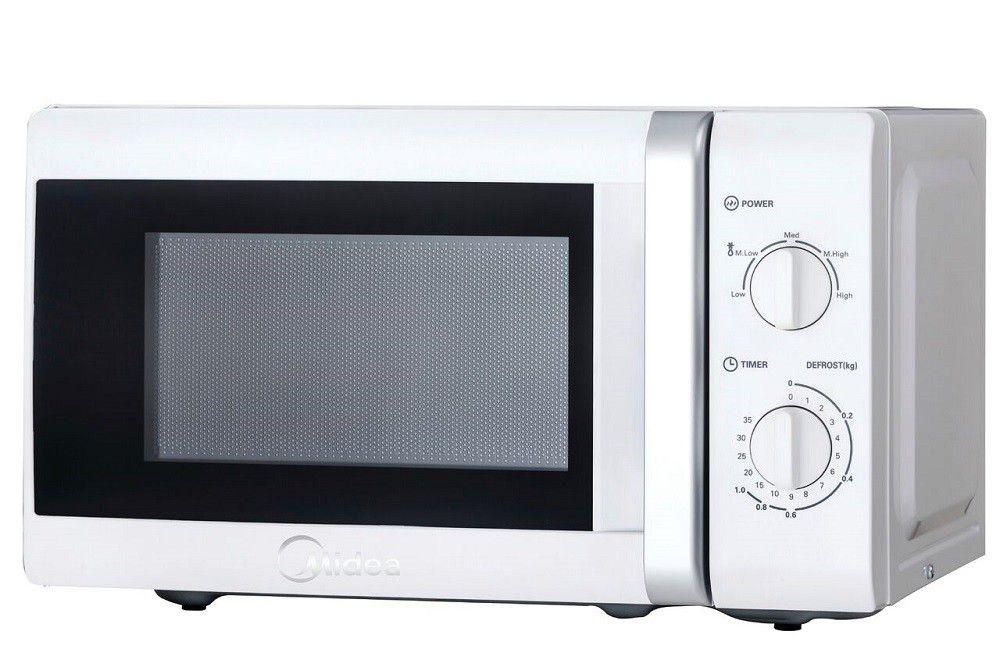 Midea 20 Litre 700w Manual Microwave Oven White