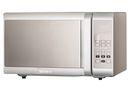 Midea - 28 Litre 900W Digital Microwave Oven - Silver