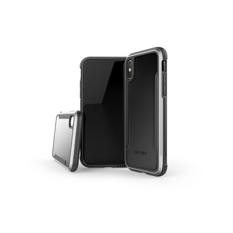 best sneakers 1a1d4 89910 X-Doria Defense Shield iPhone X - Silver