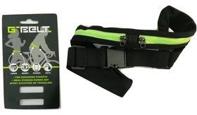 G Belt Activity Sport Pouch - Green