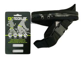 G Belt Activity Sport Pouch - Black