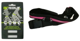 G Belt Activity Sport Pouch - Pink
