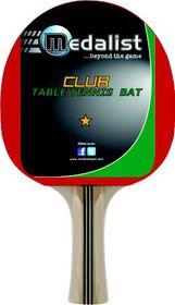 Medalist Club Table Tennis Bat