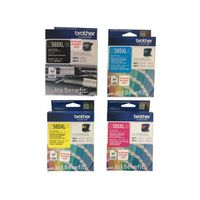 Brother Ink Combo Pack LC569XL/565XL & C/M/Y