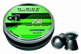 Norica Hammer Pellets 5.5mm 250 Count