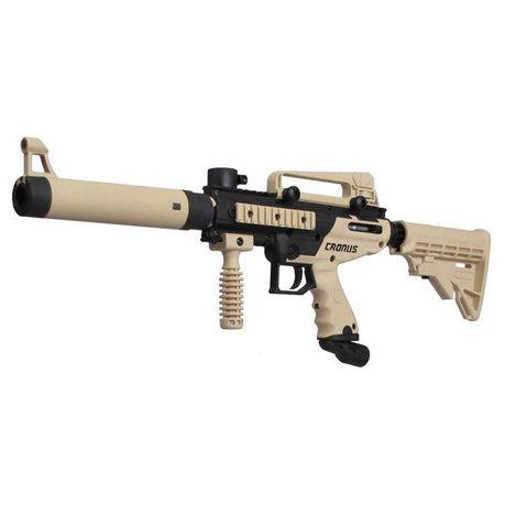 Tippmann Cronus Tactical Paintball Gun Tan Buy Online In South