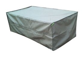 Patio Solution Covers Table Cover - Olive (Size: M)