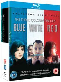Three Colours - Trilogy Krzysztof Kieslowski (Blu-ray)