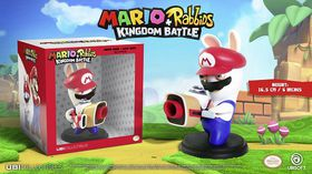 Mario + Rabbids Kingdom Battle: Rabbid Mario 6 Inch Figurine
