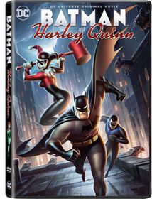 DCU: Batman & Harley Quinn (DVD)