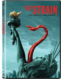The Strain Season 3 (DVD)