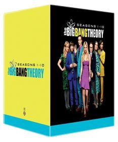 The Big Bang Theory Season 1-10  Complete Boxset (DVD)