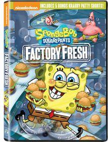 Spongebob Squarepants: Factory Fresh (DVD)