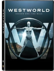 Westworld Season 1 (DVD)