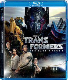 Transformers 5: The Last Knight (Blu-ray)