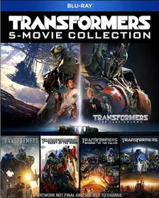 Transformers 1 - 5 Collection (Blu-ray)