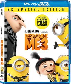 Despicable Me 3 (3D Blu-ray)