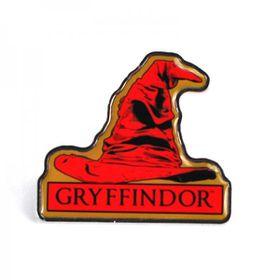 Harry Potter: Gryffindor Sorting Hat Enamel Badge (Parallel Import)