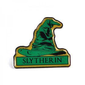 Harry Potter: Slytherin Sorting Hat Enamel Badge (Parallel Import)