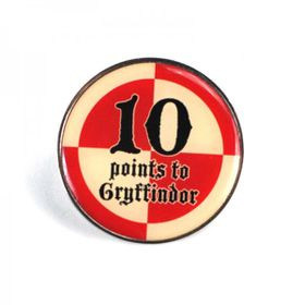 Harry Potter: 10 points Gryffindor Enamel Badge (Parallel Import)