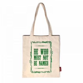 Harry Potter: Voldemort Cotton Tote Bag (Parallel Import)