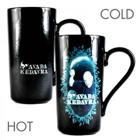 Harry Potter: Voldemort Heat Change Latte Mug (Parallel Import)