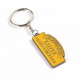 Harry Potter: Keeper of Keys Hogwarts Metal Keyring (Parallel Import)
