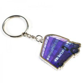 Harry Potter: Knight Bus Metal Keyring (Parallel Import)