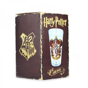 Harry Potter: Gryffindor Crest Large Glass (Parallel Import)