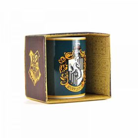Harry Potter: Hufflepuff Crest Mini Mug (Parallel Import)