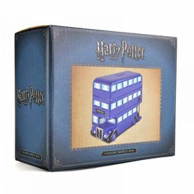 Harry Potter: Knight Bus Ceramic Money Box (Parallel Import)