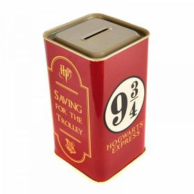 Harry Potter: Platform 9 3/4 Money Box Tin (Parallel Import)