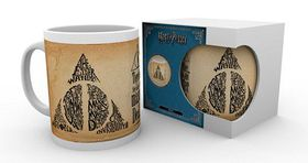 Harry Potter: Deathly Hallows Words Mug (Parallel Import)